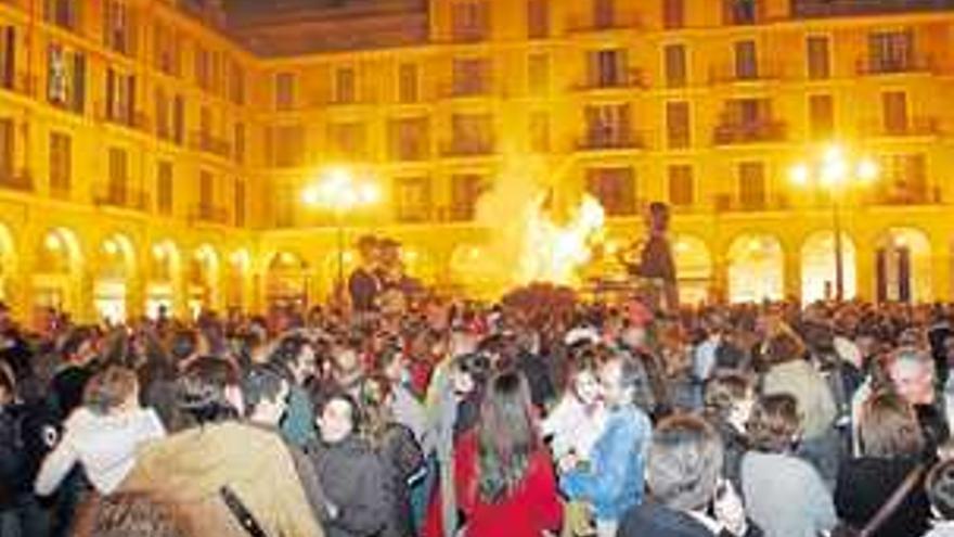 Los conciertos de la Revetla de Sant Sebastià se realizarán durante 15 días