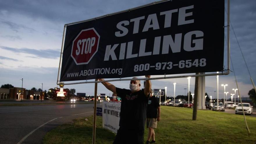 EEUU lleva a cabo su segunda ejecución federal en poco más de 24 horas