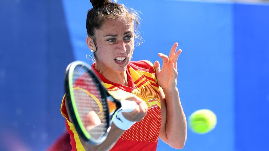 Sorribes dice adiós en octavos tras caer ante la rusa Pavlyuchenkova