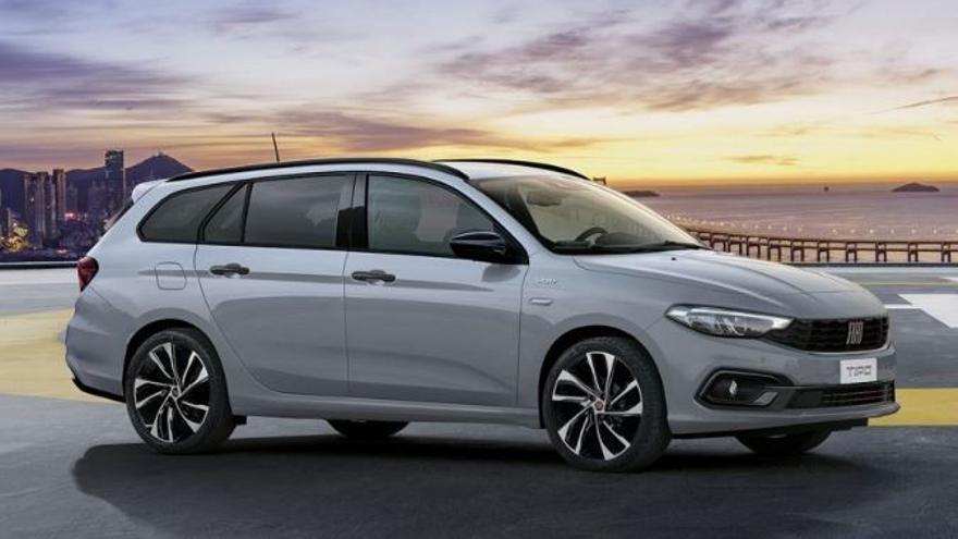 Fiat abre los pedidos del nuevo Tipo City Sport