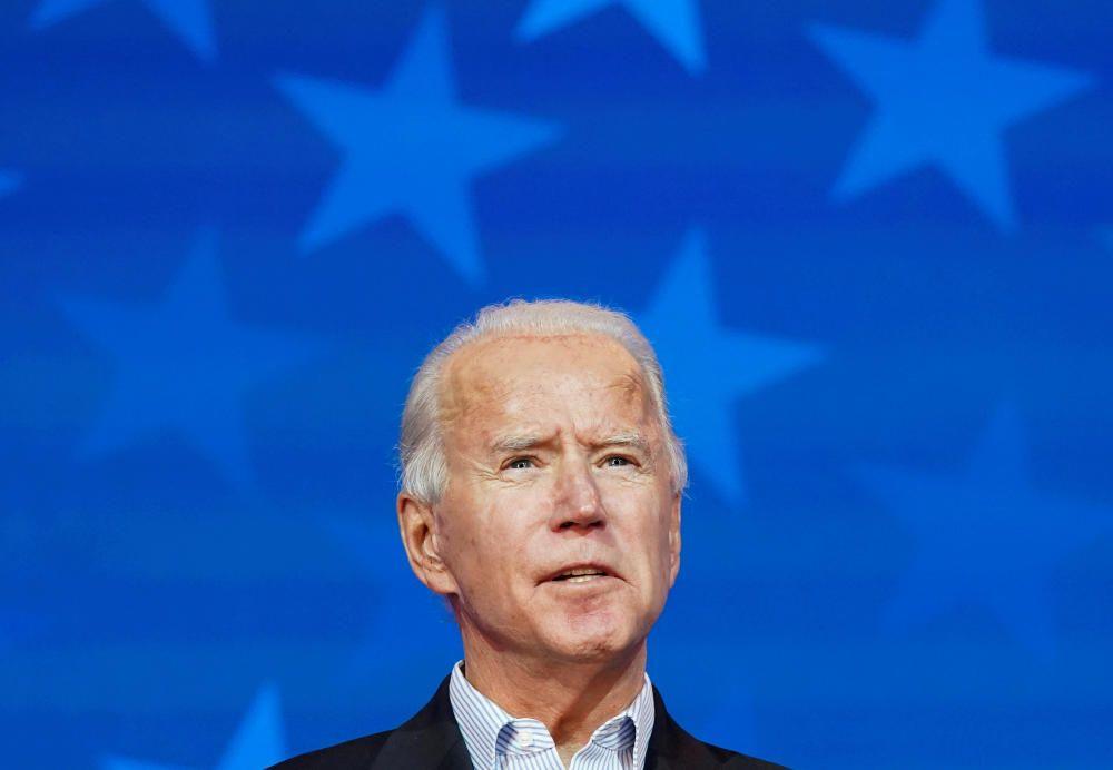 Estats Units celebra la victòria de Joe Biden