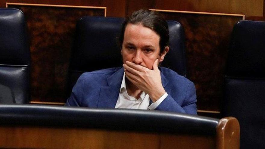 Iglesias rep una altra carta amb projectils i una amenaça de mort