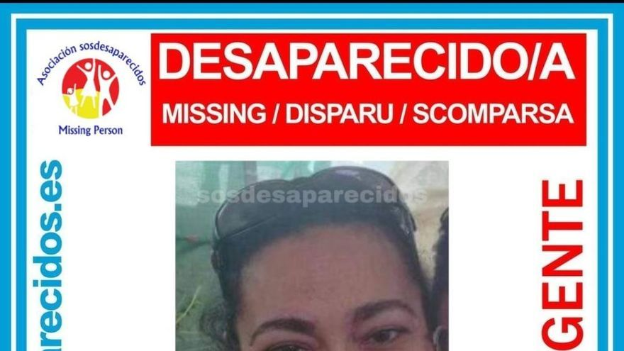 Buscan a una mujer desaparecida el viernes en Cartagena