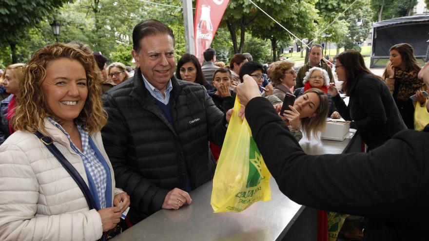 """El PP de Asturias tendrá """"nuevo equipo directivo en los próximos días"""", anuncia Egea"""