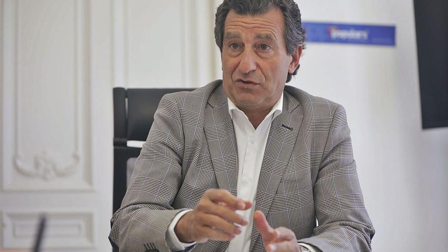Biel Company: «Ayuso ha encontrado mejor el equilibrio que Armengol»