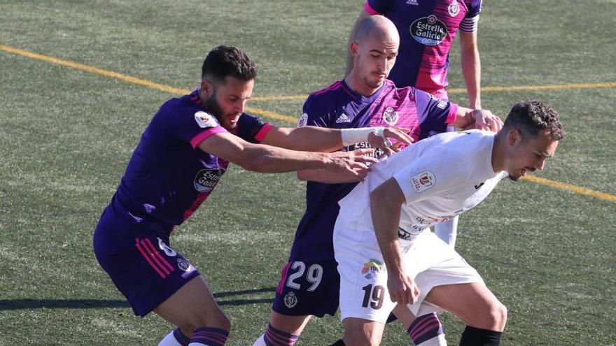 La Peña Deportiva impugna su partido de Copa contra el Valladolid