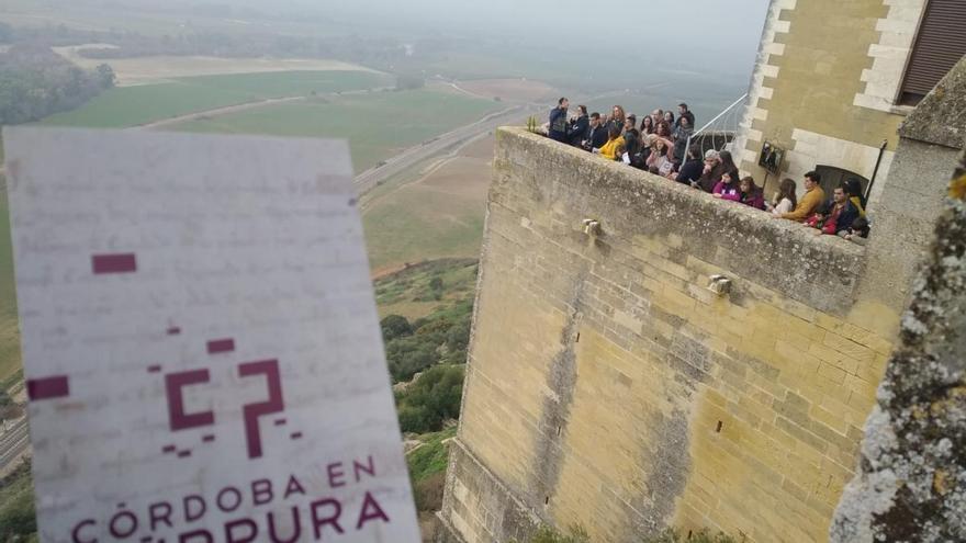 Turismo aplaza a abril la celebración de 'Córdoba enpúrpura' debido a las restricciones por la pandemia