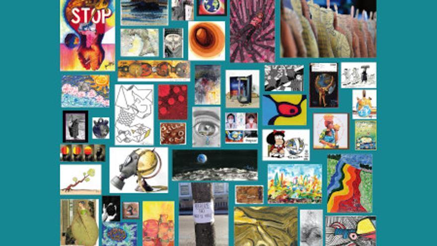 V Exposición Internacional de Arte Postal de Avilés 'La Tierra'