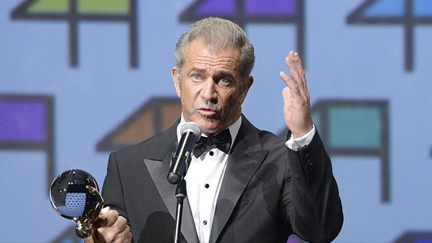 Mel Gibson, en la lista de fortunas en el paraíso fiscal de Jersey