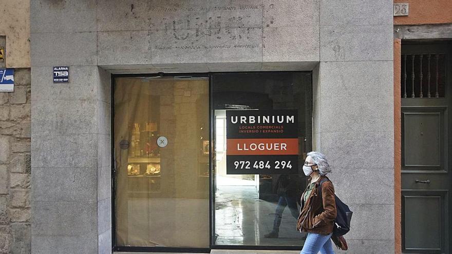 Munich tanca la botiga del carrer de l'Argenteria, dos anys i mig després d'obrir