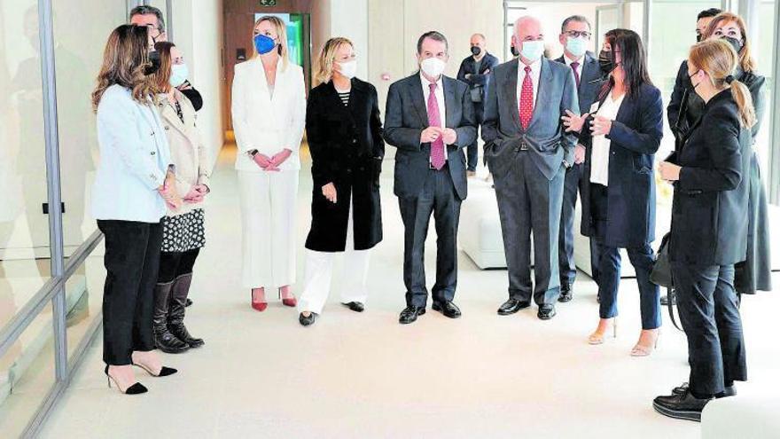 La Fundación Amancio Ortega financia un centro de atención integral en Vigo