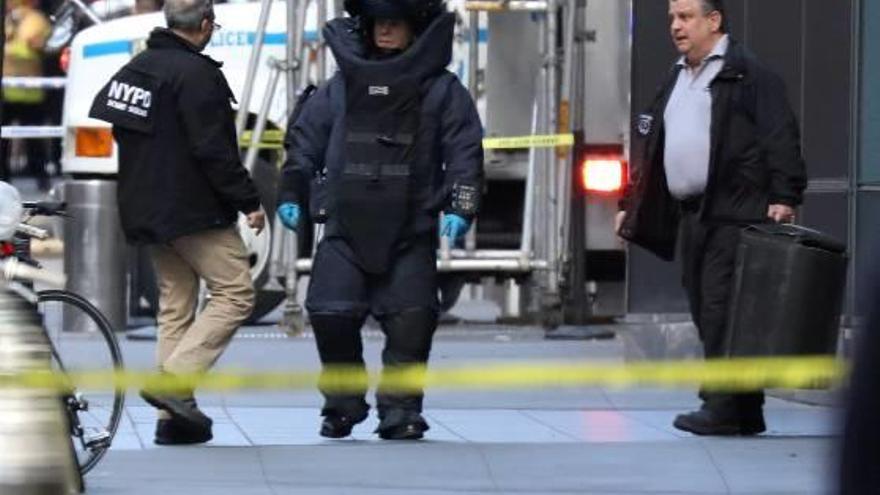 Pànic als EUA per diversos paquets bomba