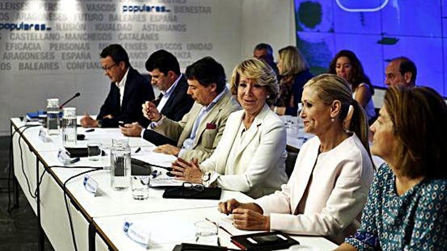 Anticorrupció demana al jutge de Púnica que imputi  Aguirre i Cifuentes