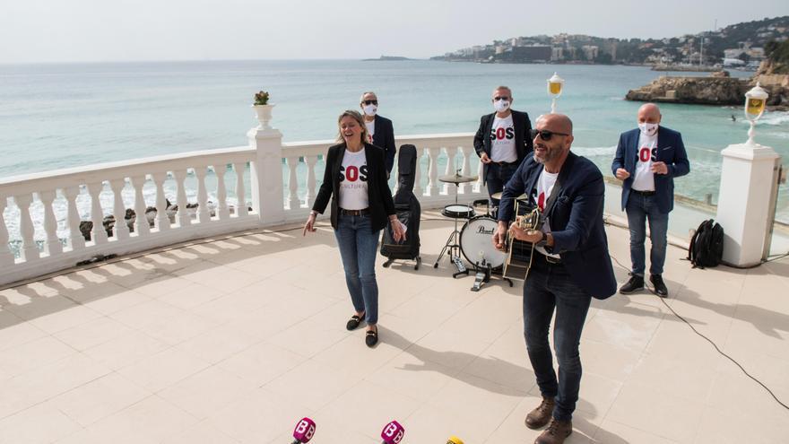 SOS Cultura dedica una canción al papel del turismo sobre la industria cultural
