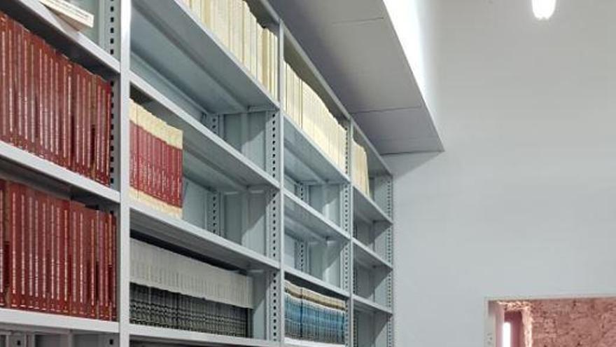 Figueres habilita un espai per al nou dipòsit del Servei de Publicacions