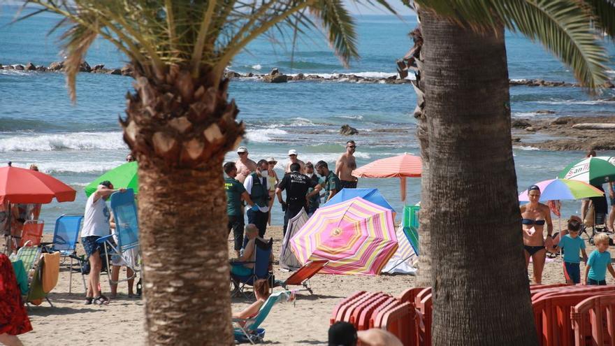 Muere en la playa del Morrongo de Benicarló al tratar de rescatar a dos personas atrapadas en el agua