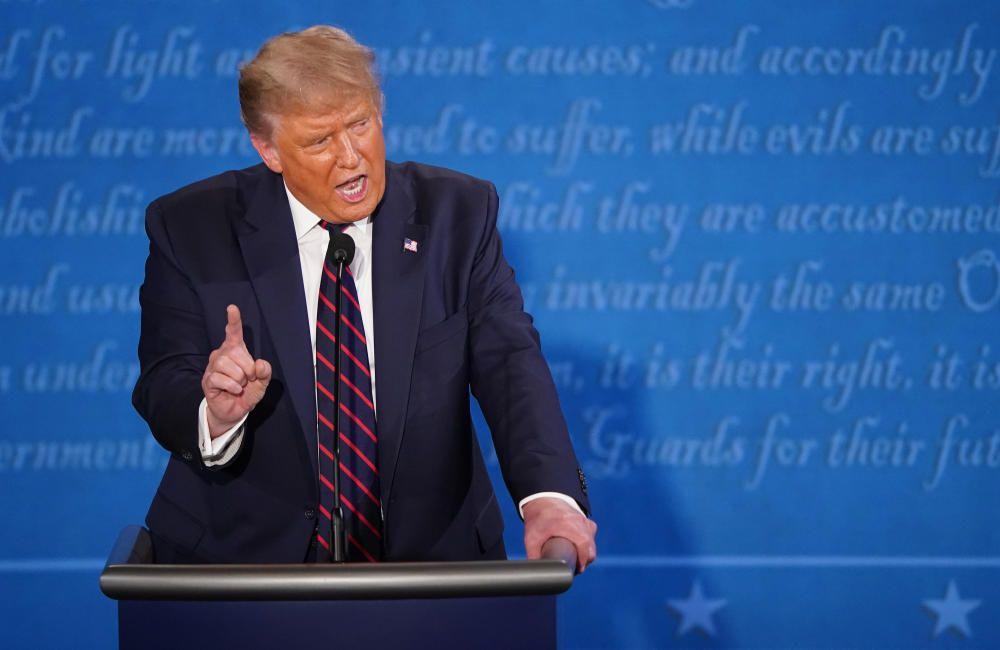 Debate en EEUU: Trump - Biden