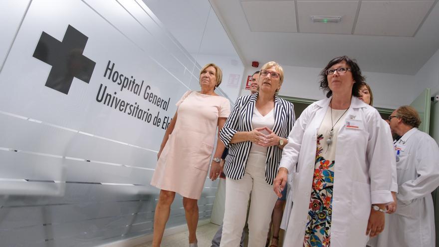 El Hospital Universitario de Elda alcanza las 17 especialidades en formación sanitaria
