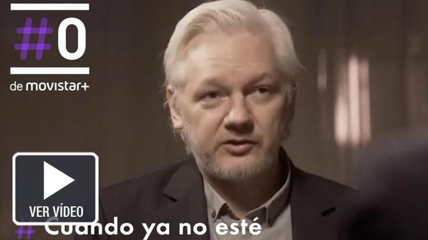 Iñaki Gabilondo entrevista a Julian Assange este jueves