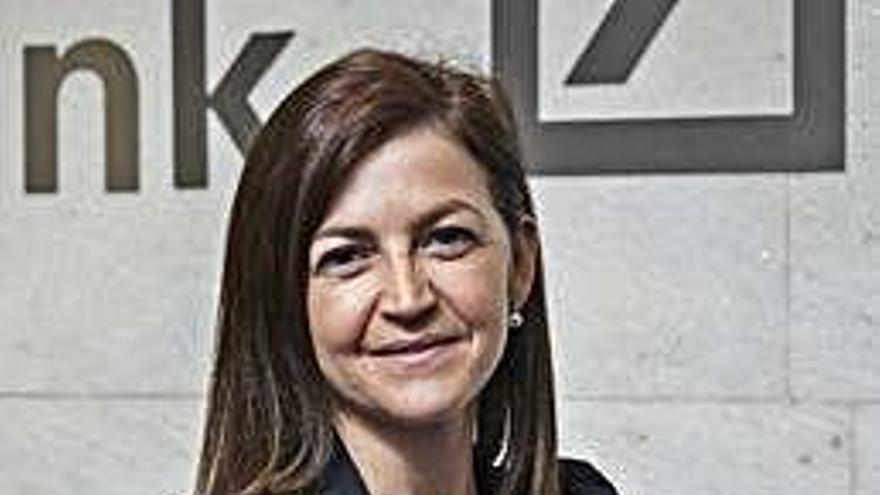 Vanesa Mateos, nueva directora regional de Deutsche Bank