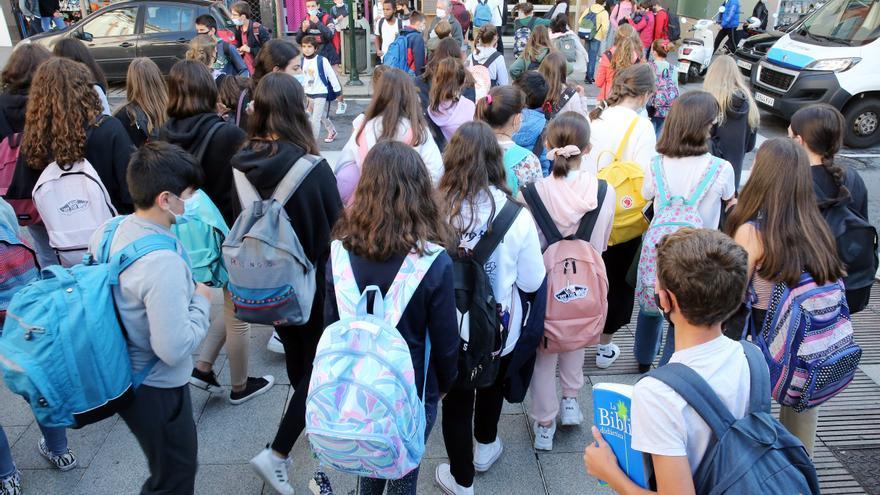 ¿Cuándo se publicará la lista de admitidos en los colegios gallegos?