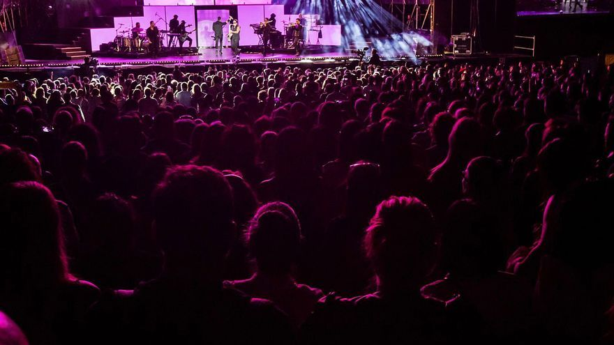 La Xunta abre la puerta a celebrar conciertos de hasta 10.000 personas