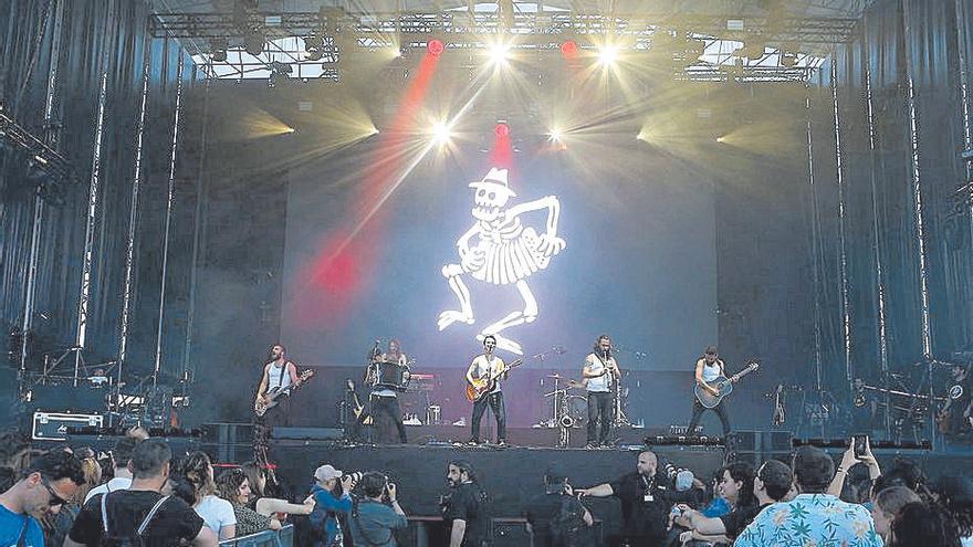 Cort pone a la venta las entradas de los  conciertos aplazados de Sant Sebastià