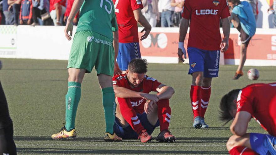 El Saguntino desciende y el Ontinyent jugará Copa del Rey
