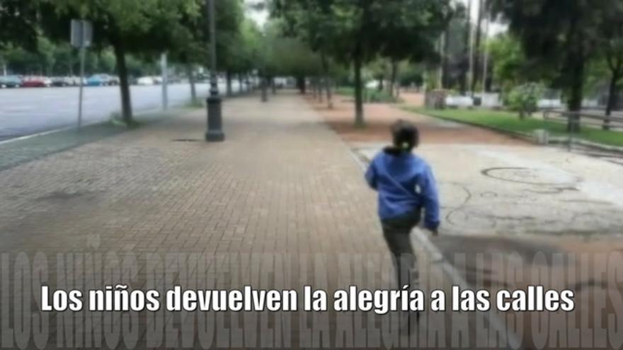 La hora de los niños en Córdoba