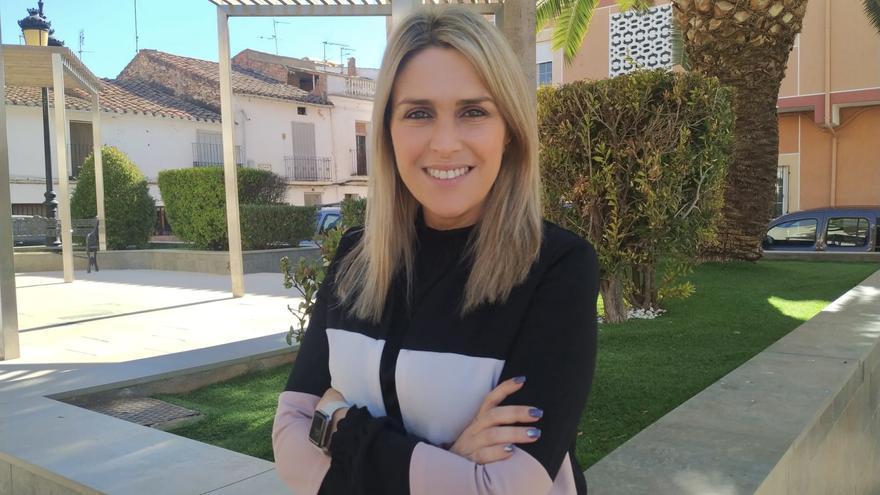 "Marta Barrachina: ""Mi proyecto en el PPCS no va de sillones ni de cargos, va de trabajo"""