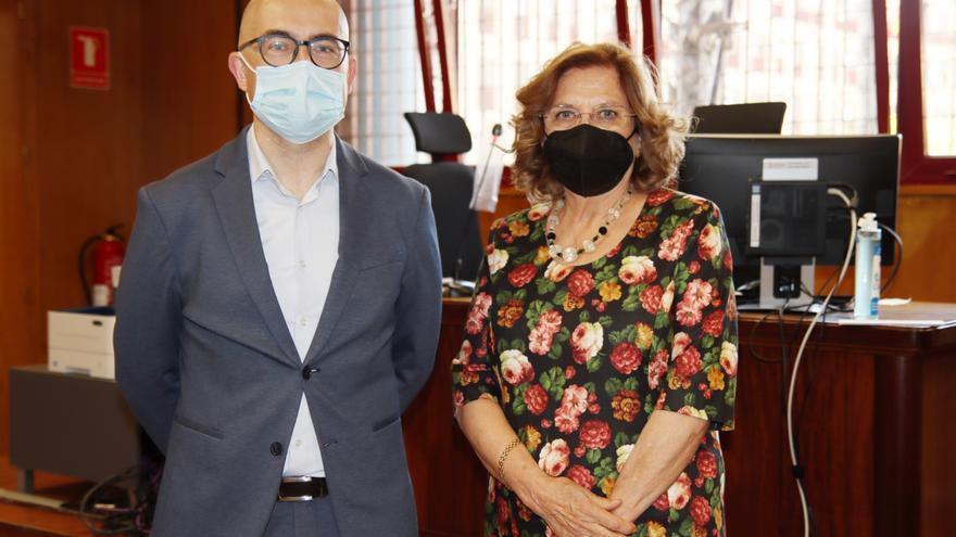 La nueva jueza de paz de Alaquàs toma posesión de su cargo