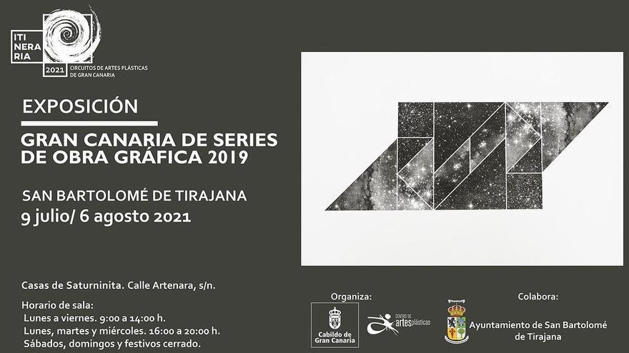Gran Canaria de series de obra gráfica