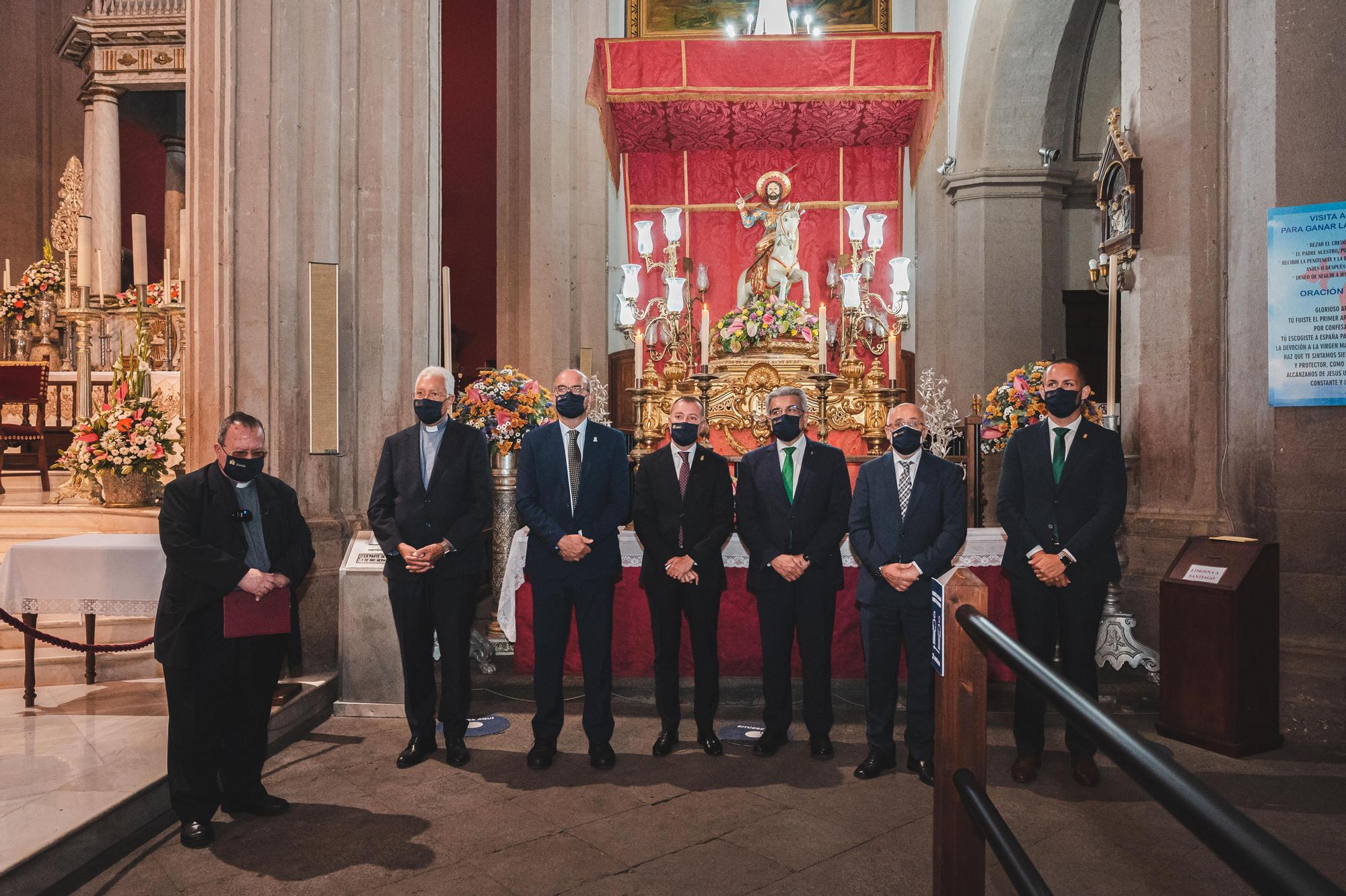 Constituído el Comité de Honor del Año Jacobeo