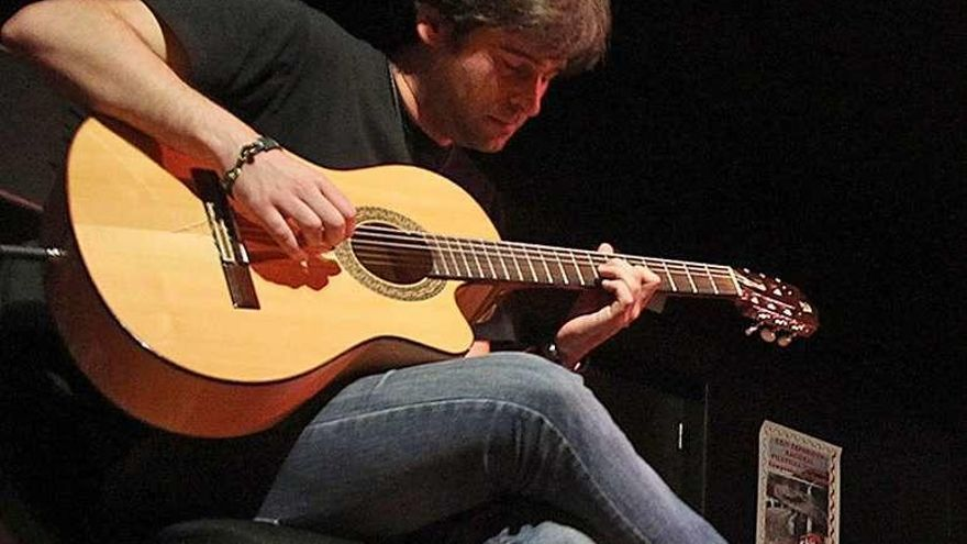 El ourensano Daniel Minimalia se hace con un Grammy Latino