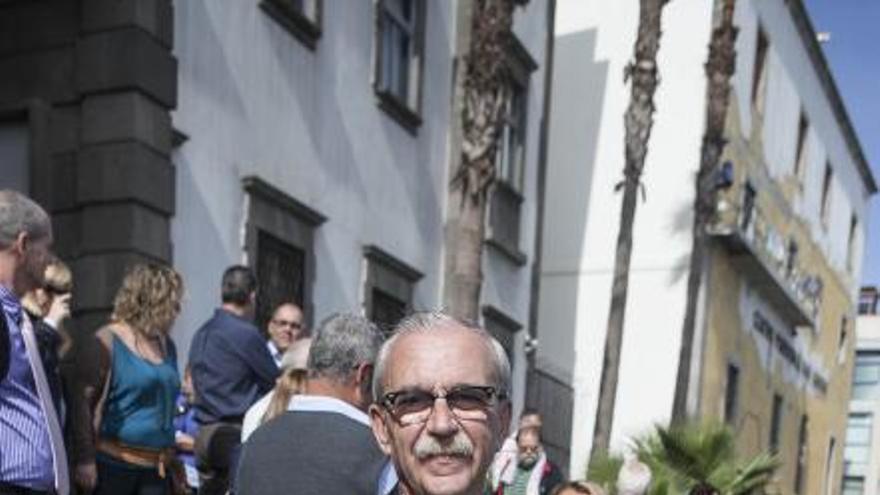 El abogado laboralista Salvador Sagaseta fallece a los 68 años