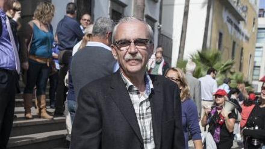 El abogado laboralista Quino Sagaseta fallece a los 68 años