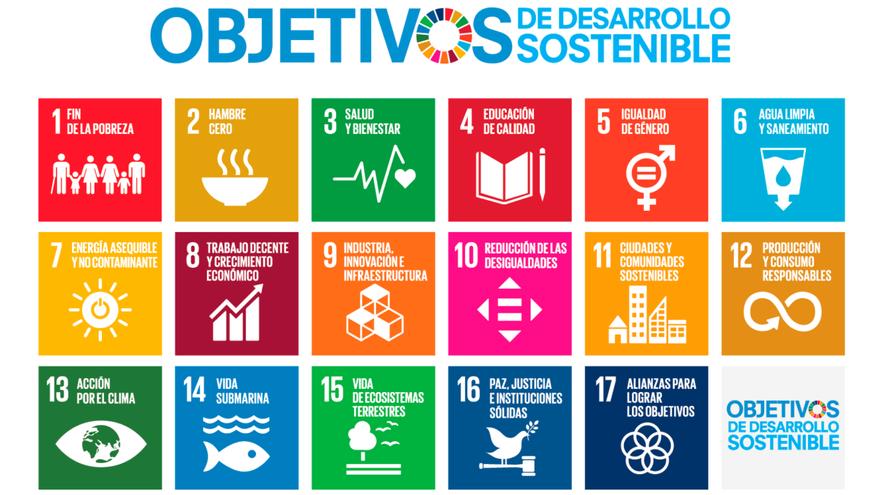 ¿Qué son los Objetivos de Desarrollo Sostenible?