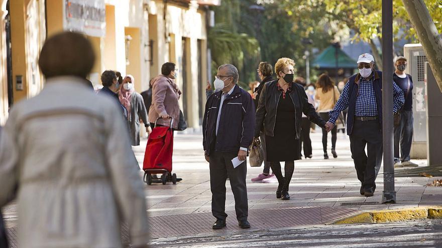 El incremento de contagios en las tres comarcas se ralentiza y queda concentrado en seis municipios