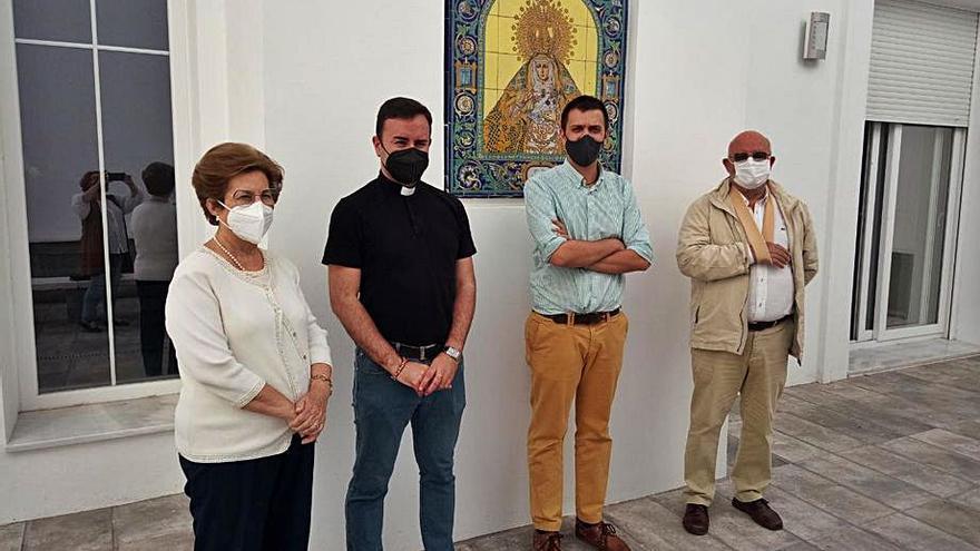 La hermandad de la patrona de Palma del Río conmemora su 350 aniversario