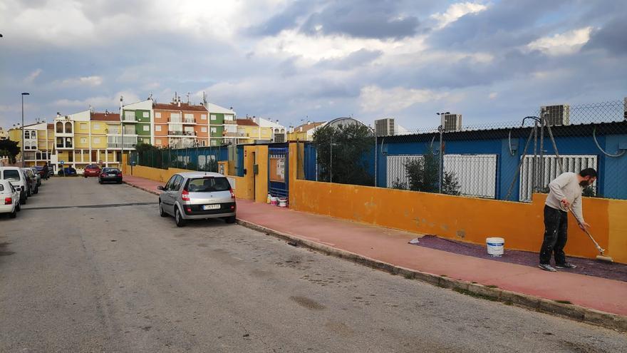 18 empresas se interesan por la construcción del Colegio Amanecer de Torrevieja