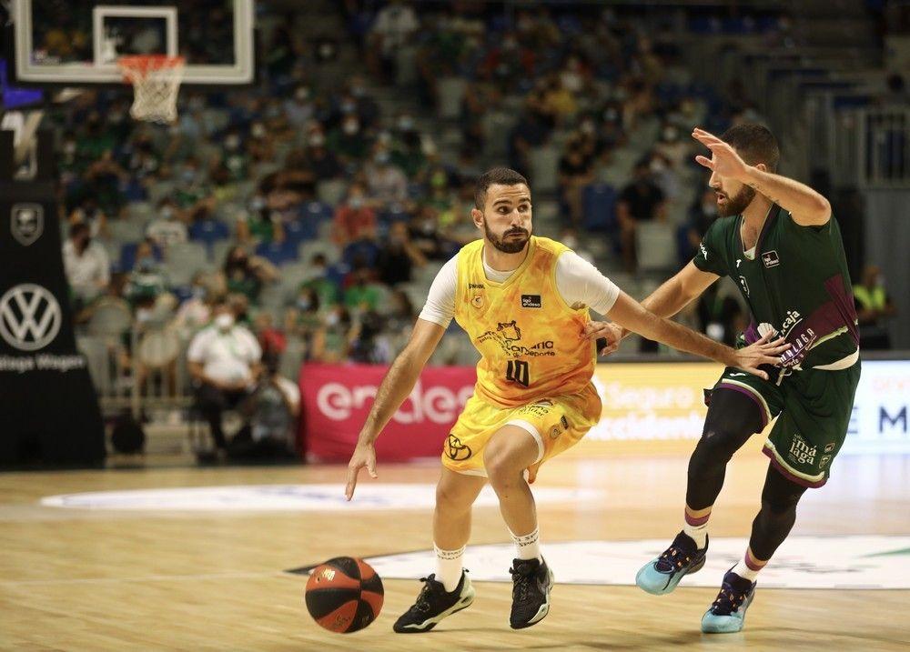 Liga Endesa. Partido Unicaja - CB Gran Canaria