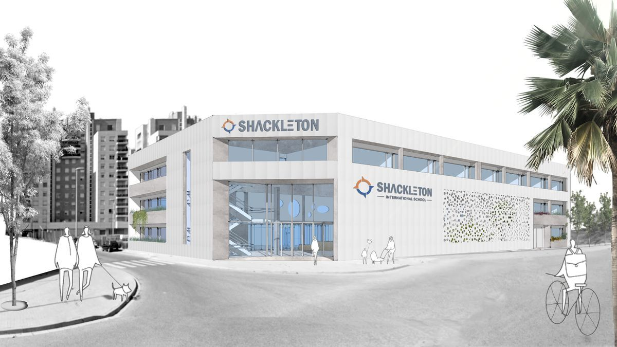 Shackleton International School apuesta por el modelo educativo británico.
