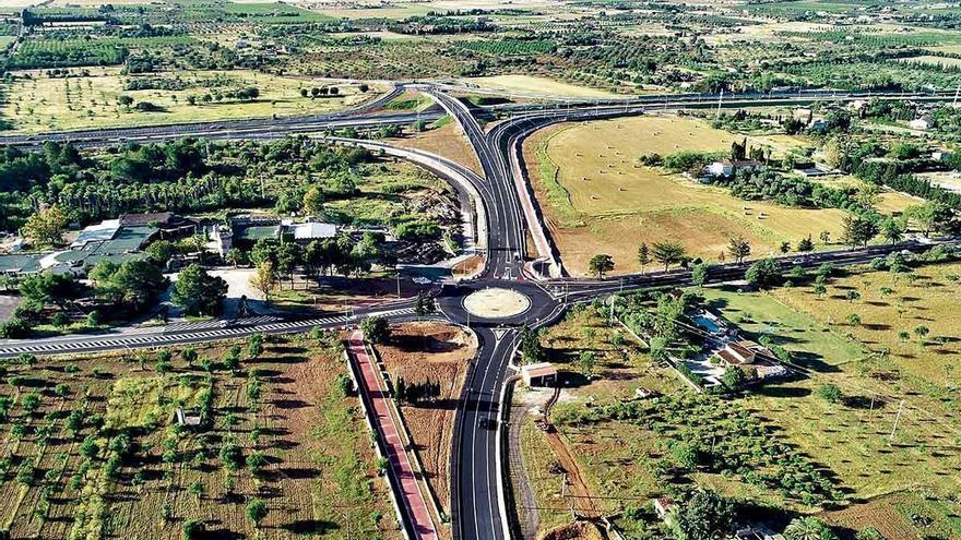 Keine gute Presse für den Straßenbau auf Mallorca