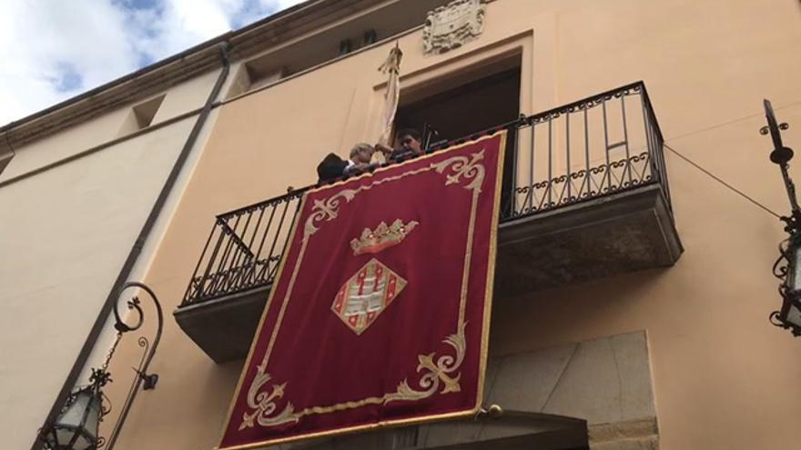Los jóvenes de Morella proclaman el Sexenni