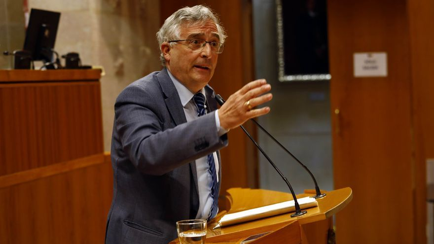 Olona advierte que recurrir el fallo de Mularroya «es una obligación»