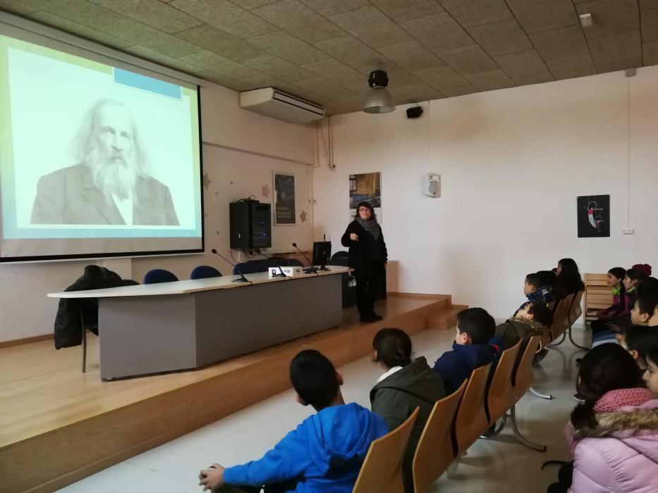 L''Institut Narcís Monturiol celebra la seva cinque