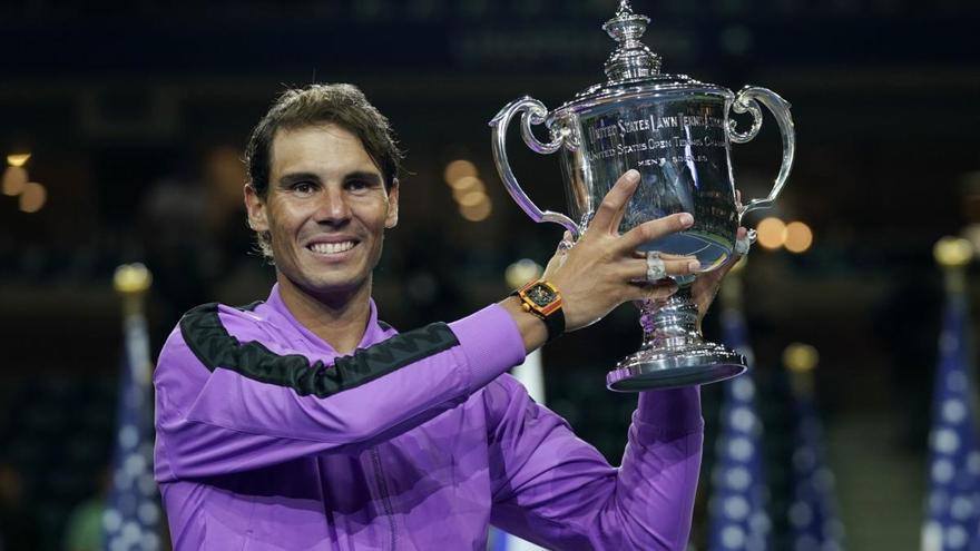 Rafel Nadal anuncia que renuncia a jugar el US Open por el coronavirus