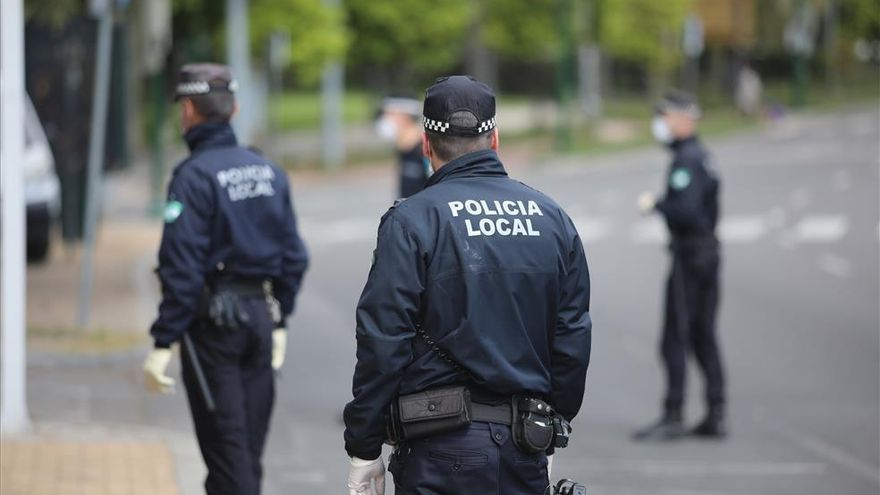 La Policía Local desplegará un dispositivo especial este fin de semana en Ciudad Jardín