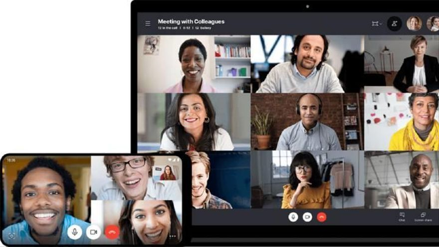 Skype introdueix la cancel·lació del soroll a les videoconferències