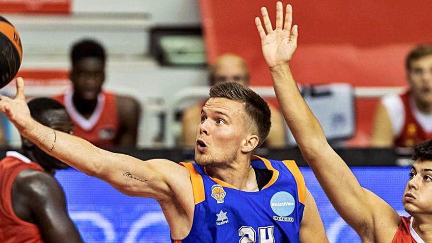 Horario y dónde ver el UCAM Murcia - Valencia Basket